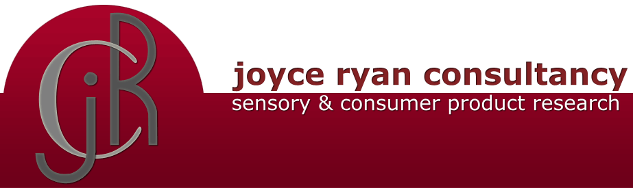 Joyce Ryan Consultancy, sensory & consumer product research